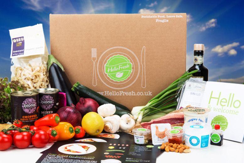 Hello fresh veggie or classic meal delivery boxes for 2 meal make your life easier with the hellofresh food box easy recipes and delicious ingredients sent to your door weekly thanks to our fresh food delivery forumfinder Gallery