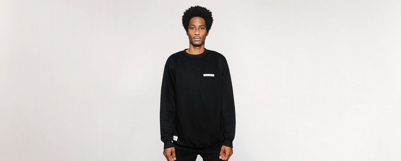Ambivalent Berlin acapulconights black ambivalent berlin sweater