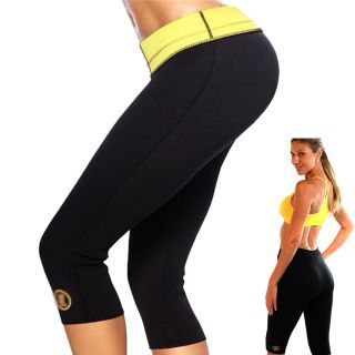8cdead38150 Buy Neoprene Hot Wonder Shaper Pant Neotex Body Sweat Fat Burn Slimming  Online at Low prices