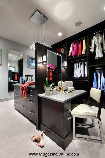 20 Amazing Closet Design Ideas | MagazinaOnline.com