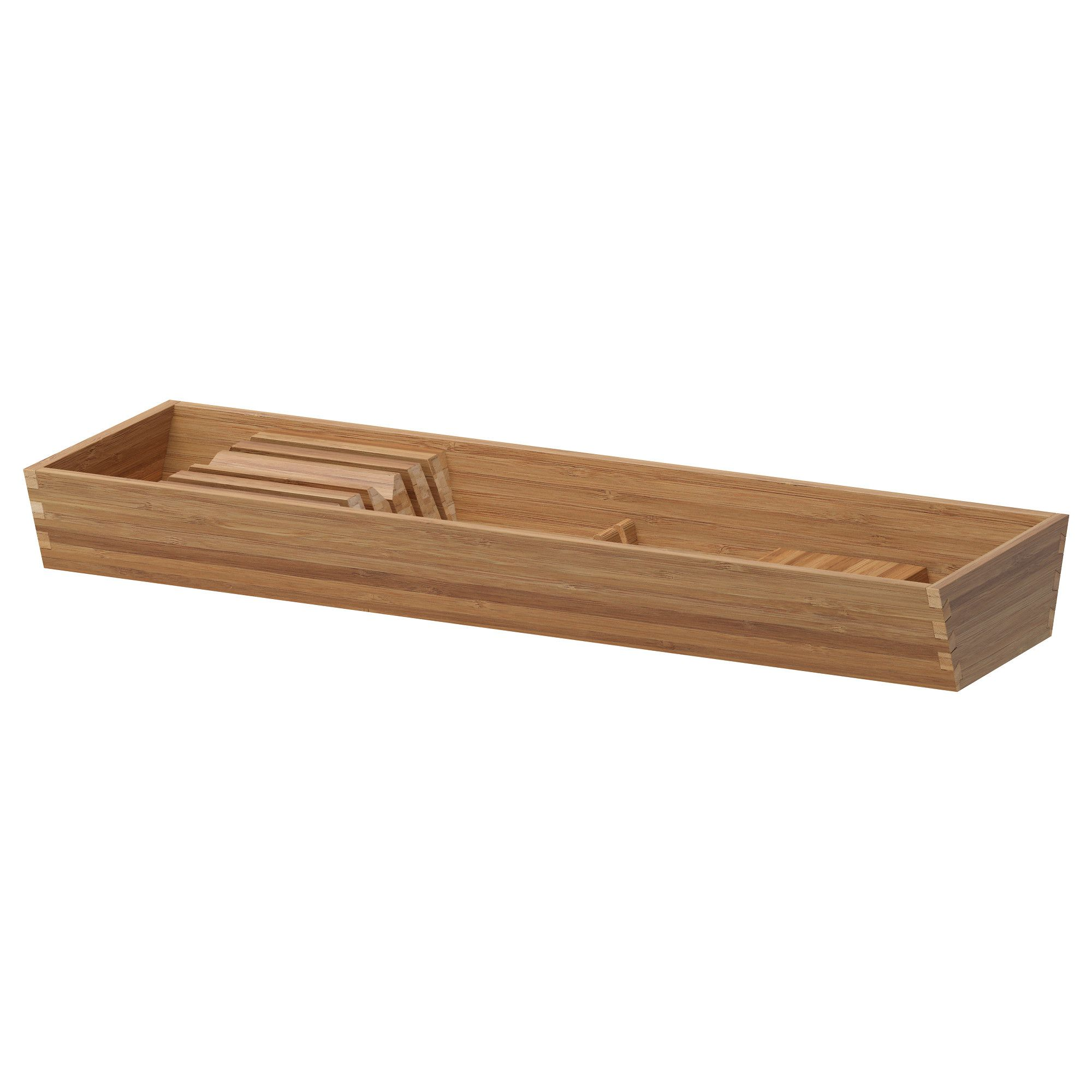 VARIERA Knife tray, bamboo | Trays, Knives and Solid wood