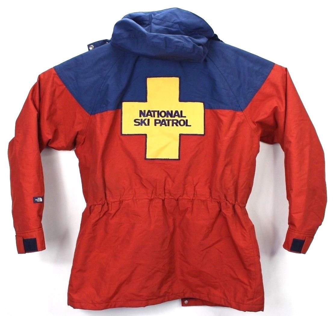 b46390847 The North Face Mens Large Puffer Jacket Ski Patrol Gore Tex Vintage ...