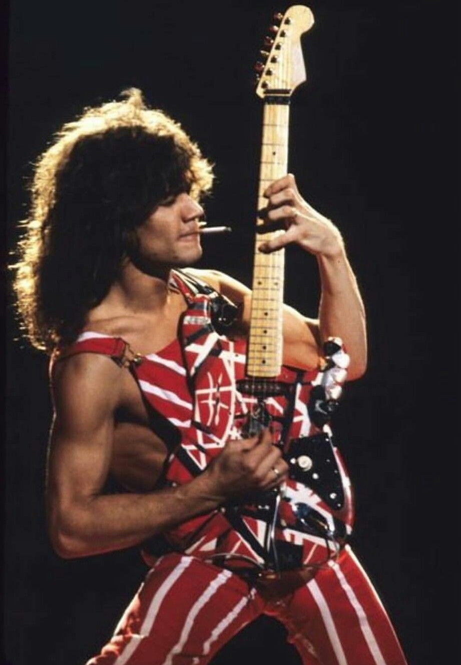 Pin By Alan Braswell On Music Van Halen Eddie Van Halen Rock Music