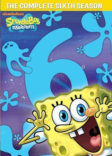Spongebob Squarepants: Complete Sixth Season