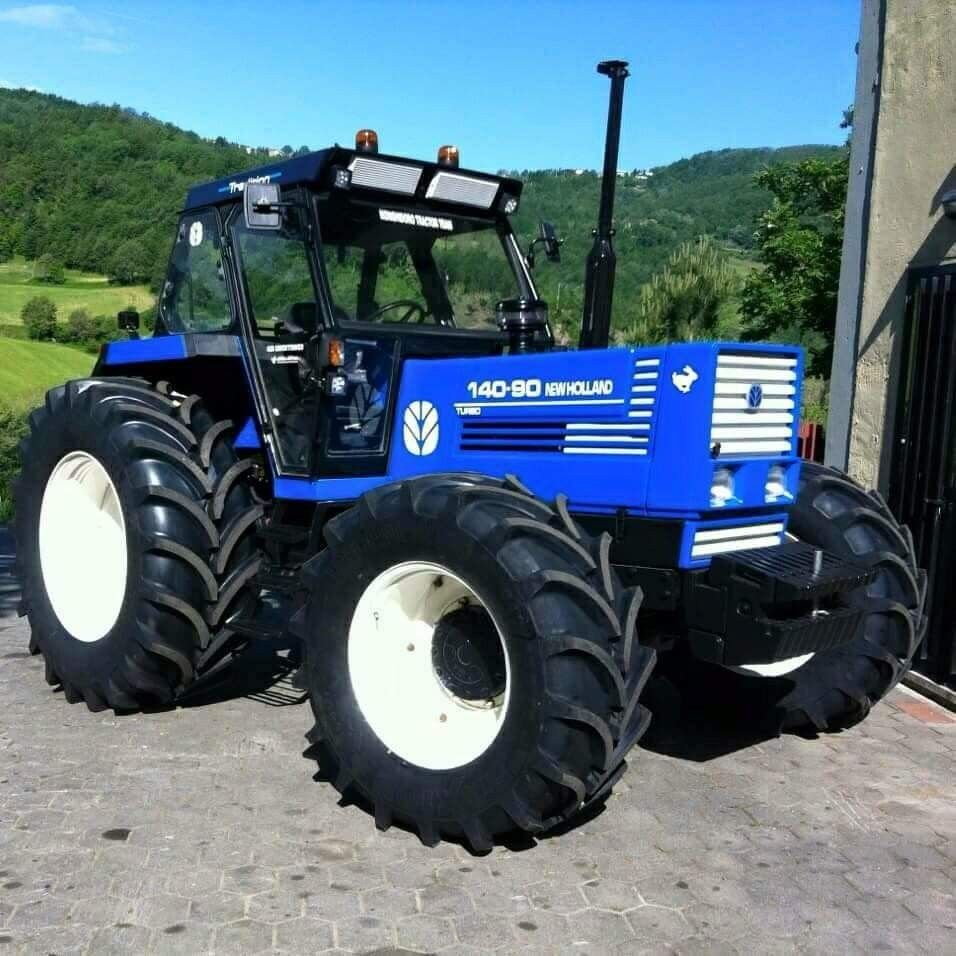 Newholland 140 90 Fwd Tractor Tractors New Holland Tractor