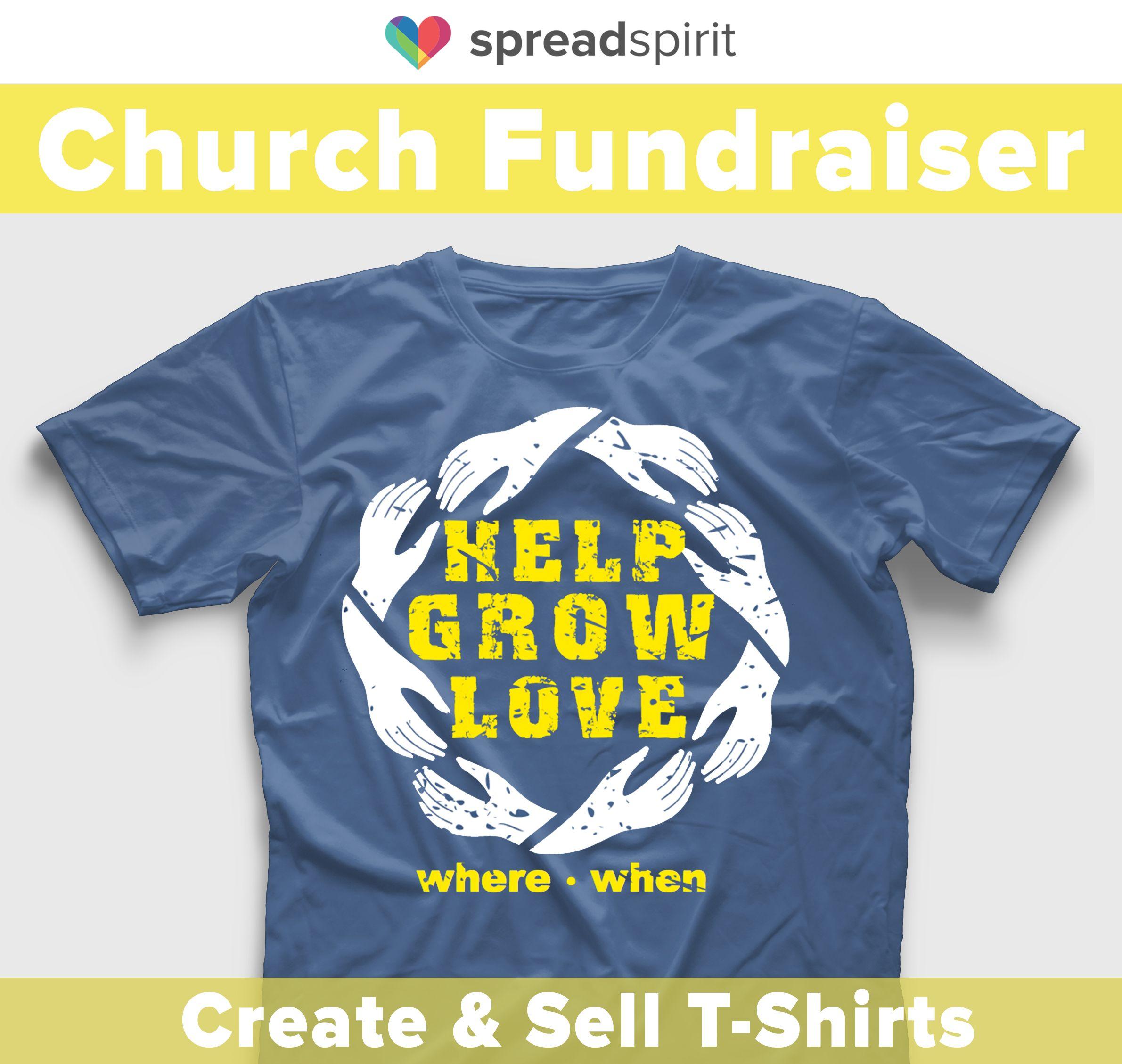 Pin by SpreadSpirit on Church Fundraising Church