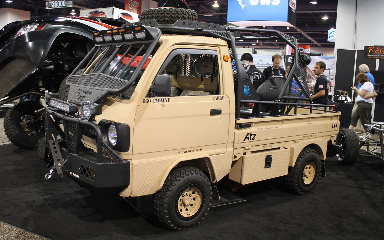 Suzuki Carry                                                                                                                                                      More