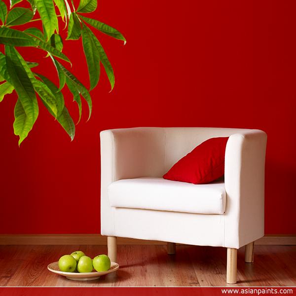 #Vibrant red + #white accents = #Decorgasm