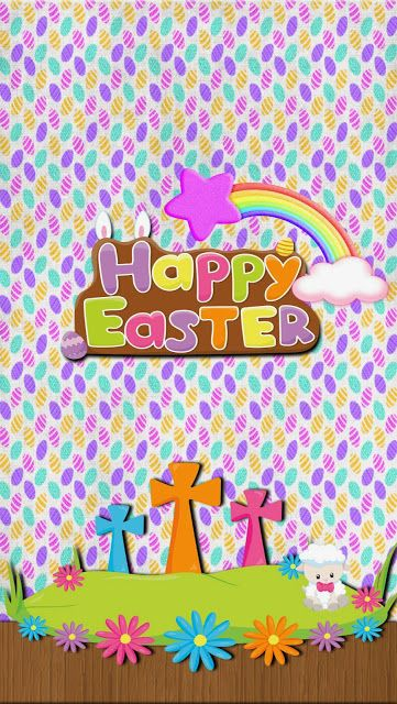 Blingin' Android in 2019 Easter wallpaper, Easter, Happy