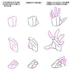 Learn To Draw Manga Drawing On Demand Manos Para Dibujar Consejos De Dibujo Cosas De Dibujo