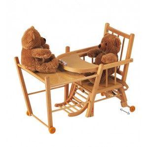 Chaise haute transformable Combelle   Chambre kids & articles de pué ...
