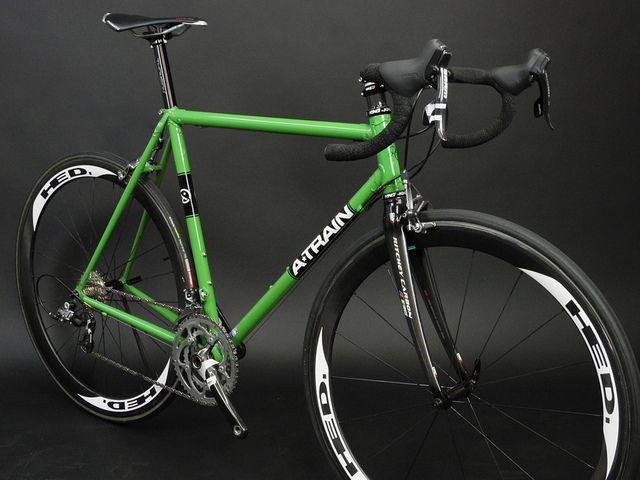 green road bike