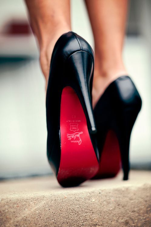 how to walk in christian louboutin high heels