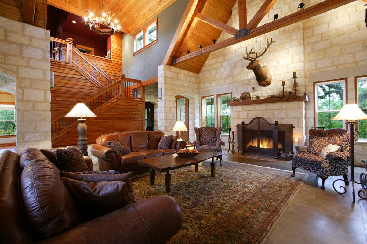Coutry Style Home Deco Decorating Your Texas Hill Country
