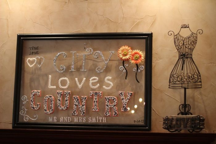 City Meets Country Wedding Theme At The Northeast Wedding Chapel Www