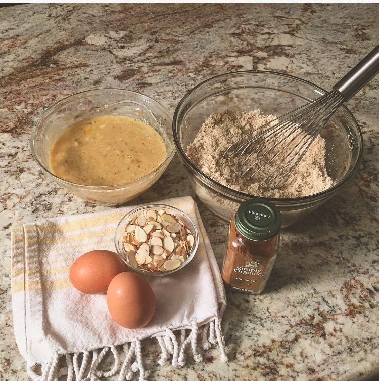 Banana Nut Muffins Prep: Gluten-Free Recipe