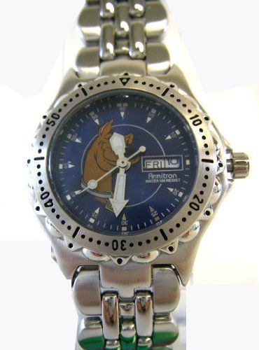3bd475deb209 Silver and Gold Scooby Doo Watch with Calendar Date - Scooby Doo Ladies  Watch by EA.  38.50. This classic watch featuring our favorite Scooby Doo  is ...