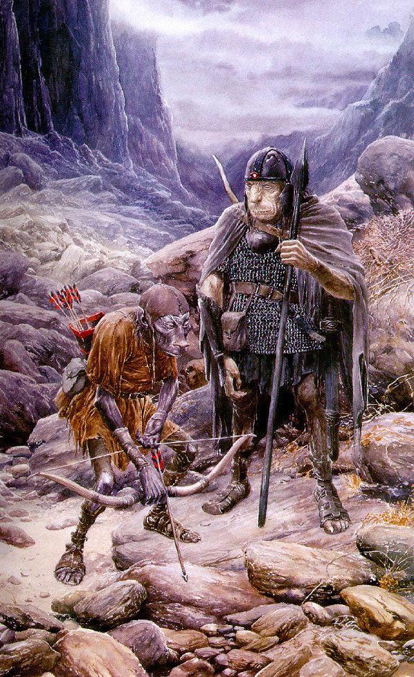 Uruk-Hai - Cirith Ungol
