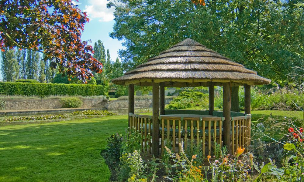 An Exclusive Range Of Luxury Garden Gazebos U0026 Thatched Garden Buildings.  Breeze House Are The Original Thatch Gazebo Creators For The Perfect Garden  Escape!
