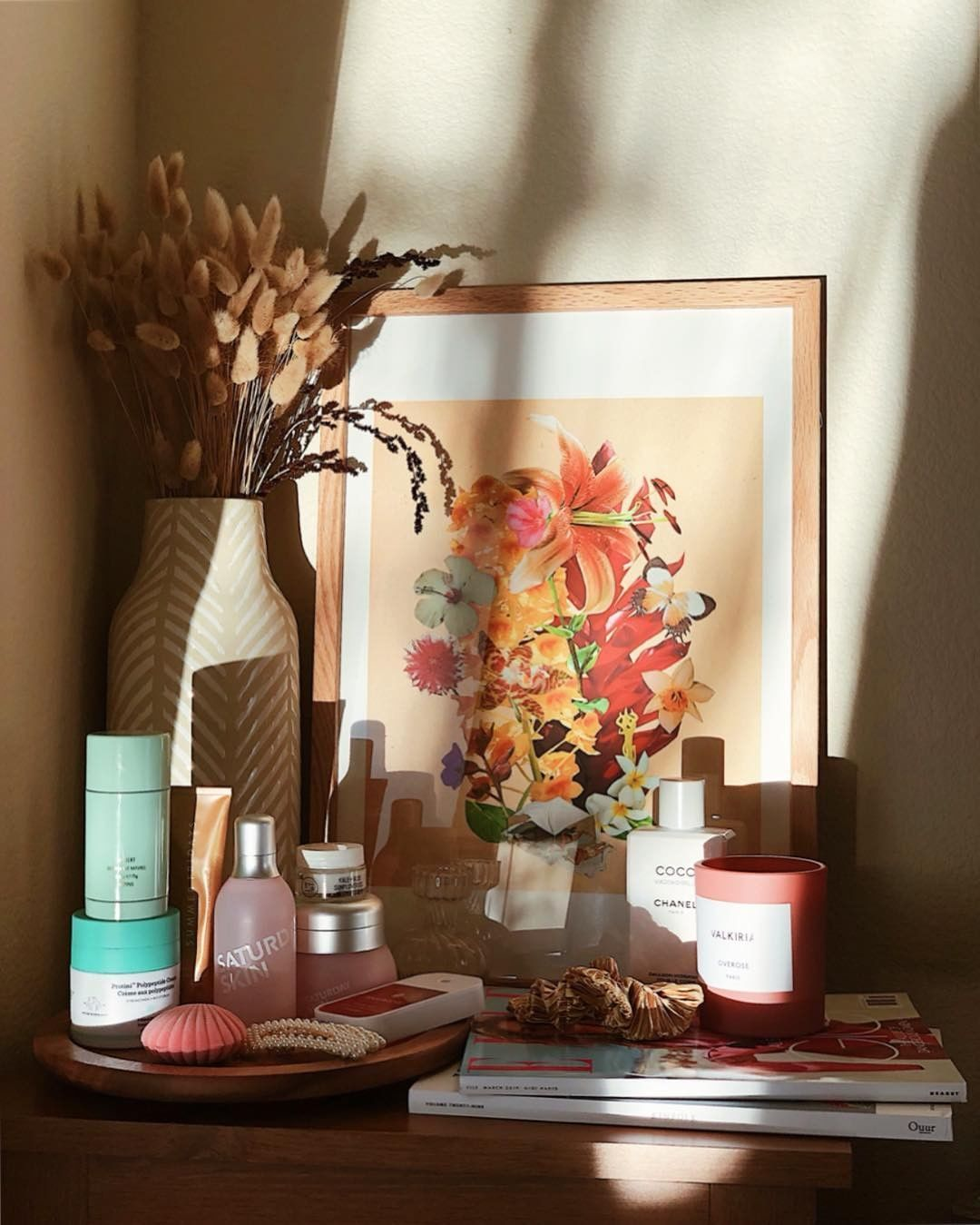 We spy our #DailyDew Hydrating Essence Mist and