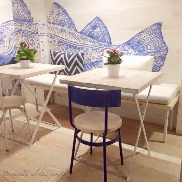 ** Personally selected products **: Una decoración marinera en Madrid :CHIRINGUITO de EL SEÑOR MARTÍN y un consejito cómodo