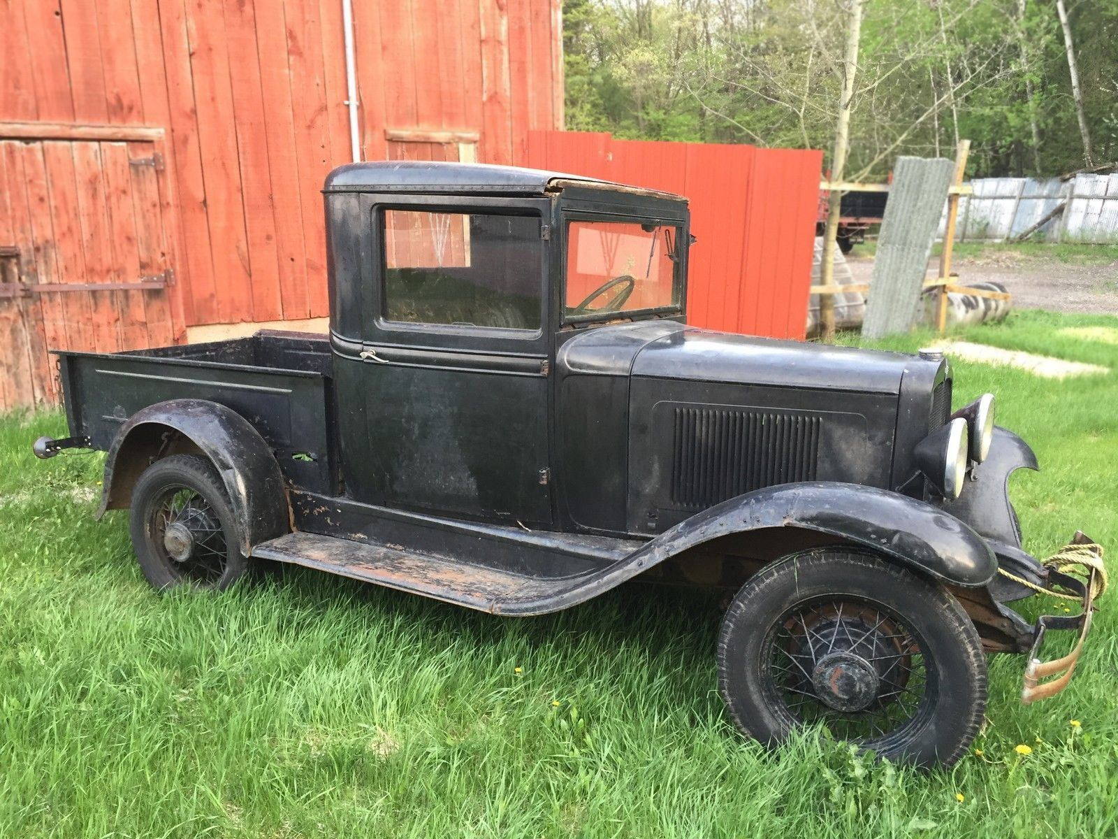 Perfect Pickup Project: 1932 Chevrolet Pickup | Chevrolet, Barn ...