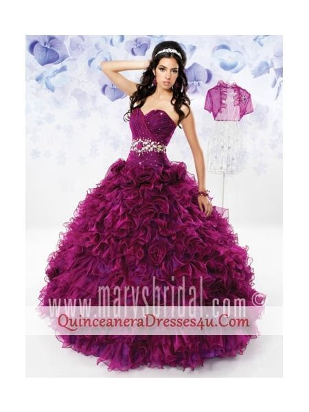BEAUTIFUL Quinceanera Dress Violet Size 10 LIMITED TIME ONLY #Marys #BallGown #Quinceanera