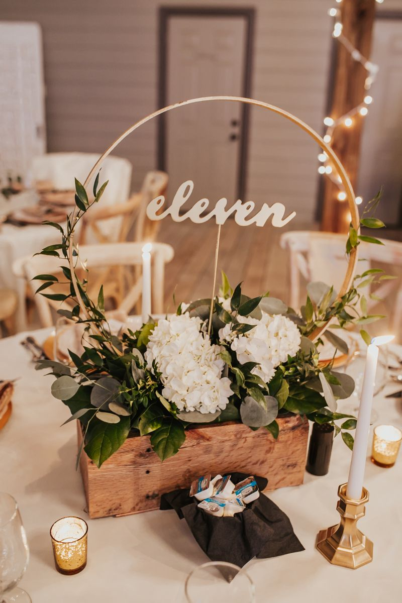 Greenery Centerpieces Perfect Dream Wedding Gold Greenery Ivory Florals Wedding In 2020 Candle Wedding Centerpieces Gold Table Numbers Wedding Wedding Centerpieces