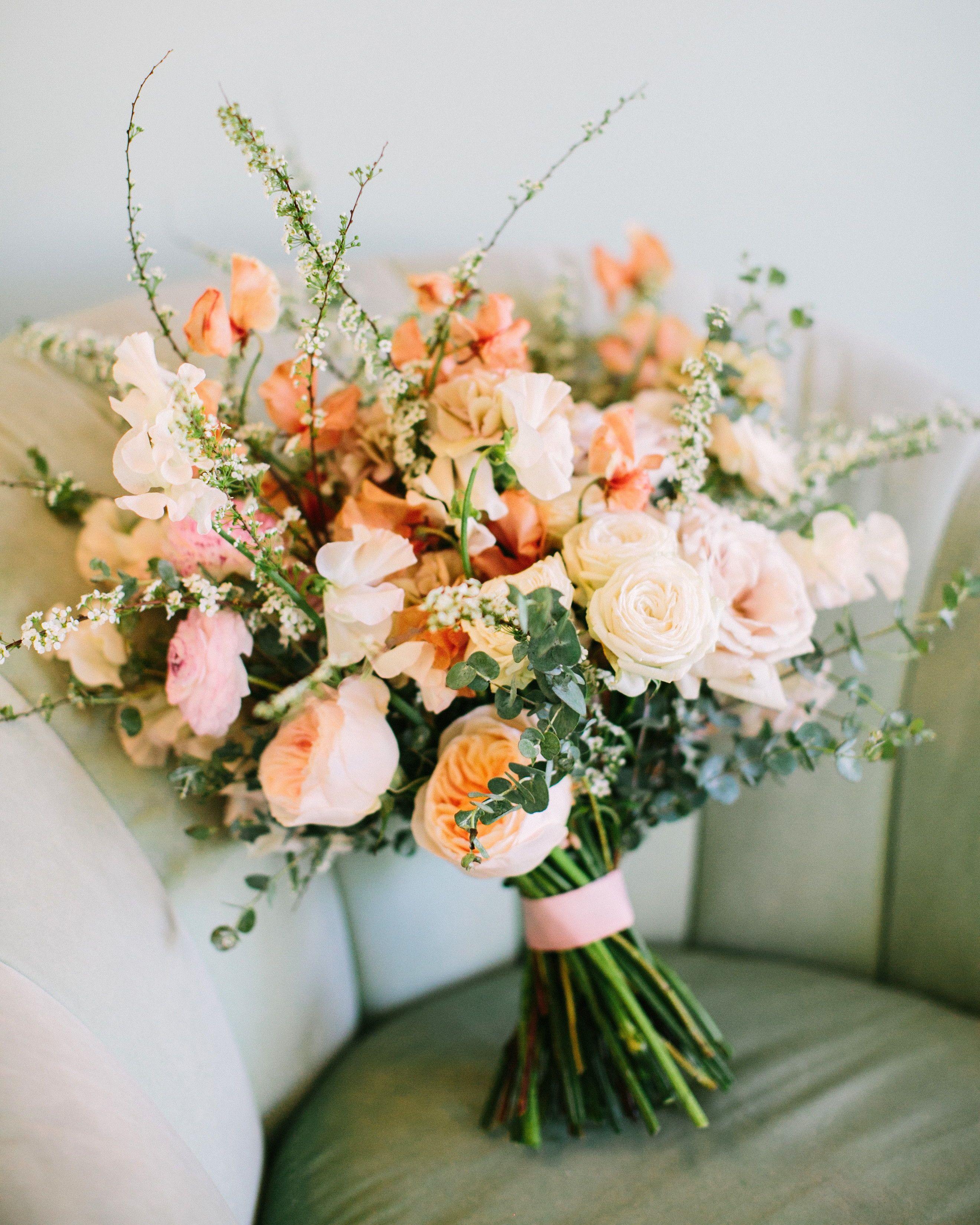 20 Wedding Bouquet Wraps We Love