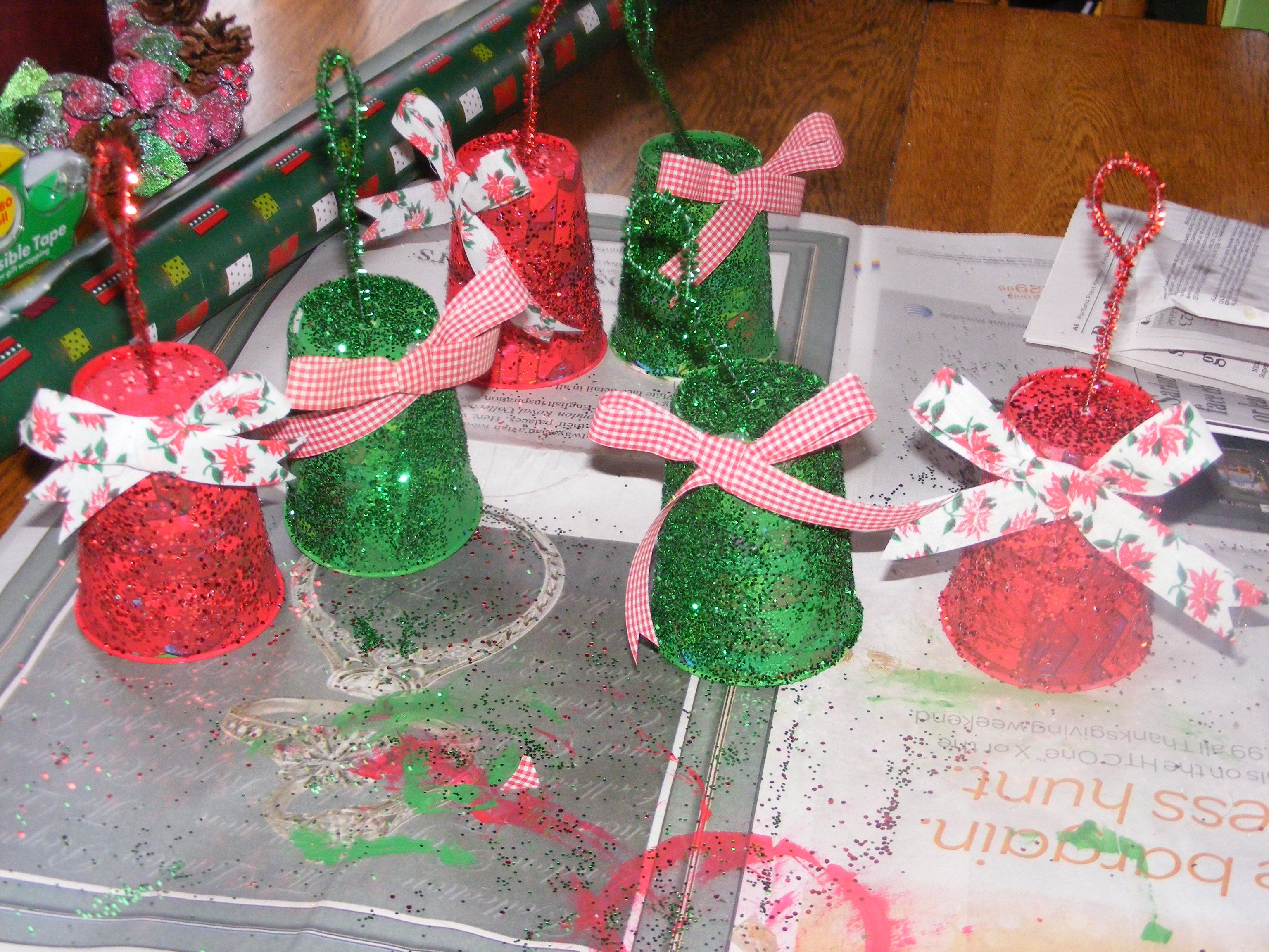 small christmas crafts