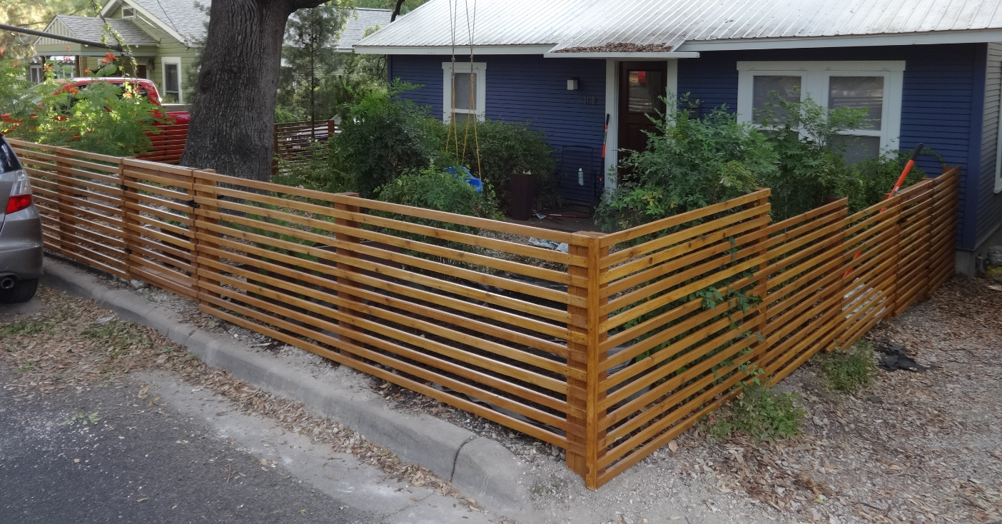 Horizontal Craftsman Style Fence Google Search Fences