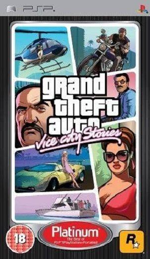 Gta Vice City Stories Psp Nuovo Grand Theft Auto Psp Theft