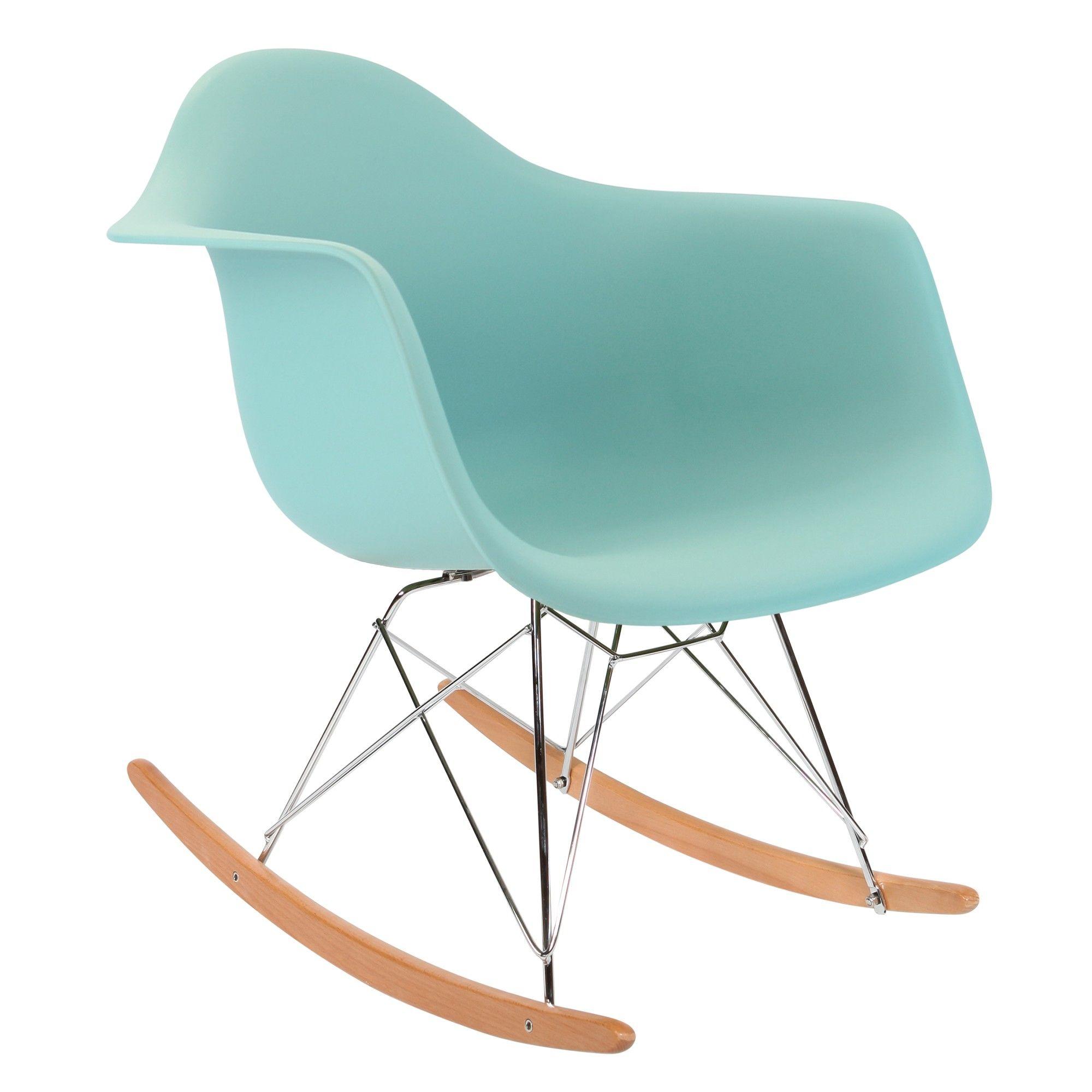 rocking chair design rar chambre b b fauteuil eames. Black Bedroom Furniture Sets. Home Design Ideas