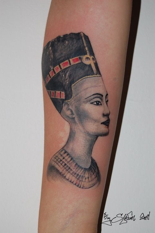nefertiti ink life pinterest tattoo tatting and tatoos. Black Bedroom Furniture Sets. Home Design Ideas