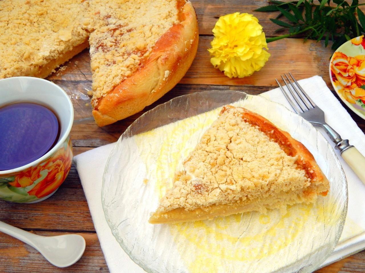 рецепт пирога куха с фото что, лучше перестраховаться
