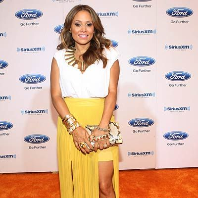 Tamia, the singer and wife of NBA star Grant Hill was diagnosed with MS in 2003