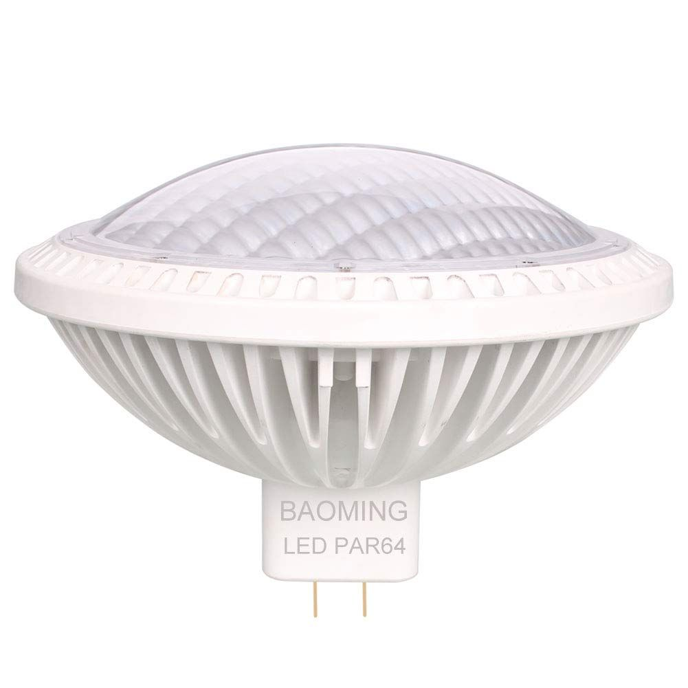 Baoming Par64 Led Bulb Replace Traditional 500w Par64 15a 40w Dimmable Warm White 2700 3000k 120v Gx16d Want To Know More Click On The Im Led Bulb Bulb Led