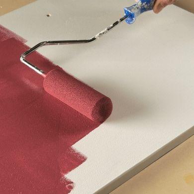 Comment peindre la mélamine? - En étapes - Décoration et rénovation - Comment Repeindre Un Meuble En Bois Vernis