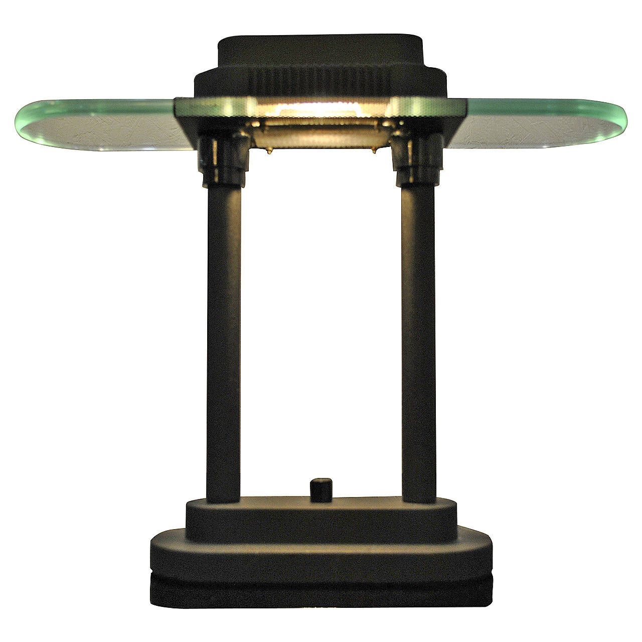 Nice Modernist Desk Lamp by Robert Sonneman | Desk lamp, Modern ...