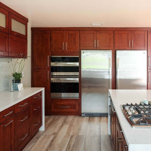 9 Cabinet Ideas For A Low Maintenance Kitchen Best Online Cabinets With Images Kitchen Design Kitchen Dining