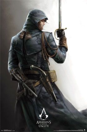 Assasin's Creed Unity - Sword - Trends International