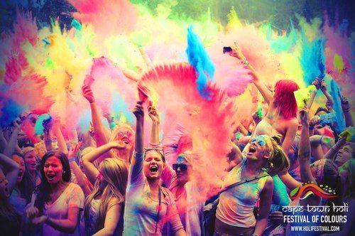 Holi Festival Of Colours Holi Festival Of Colours Color Festival Holi Festival