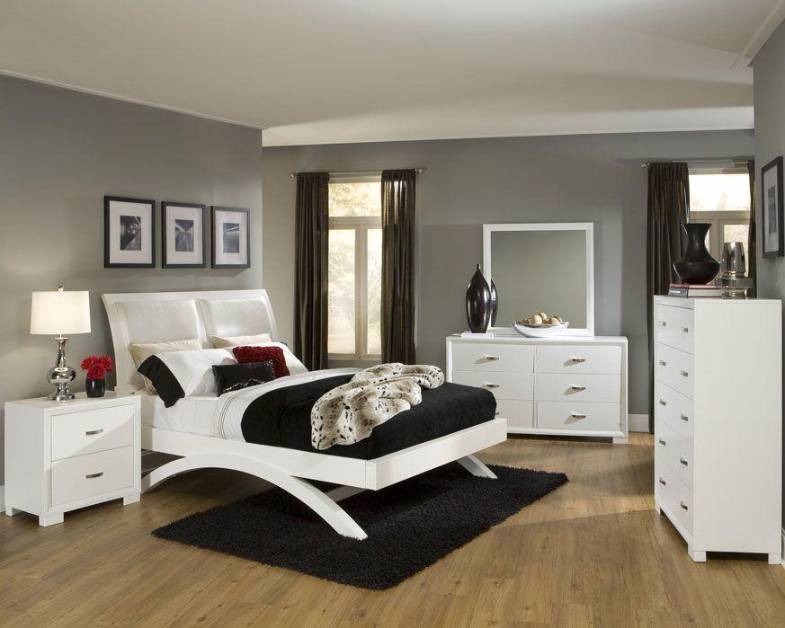 Günstige Queen Schlafzimmer Sets | Weiße schlafzimmermöbel ...