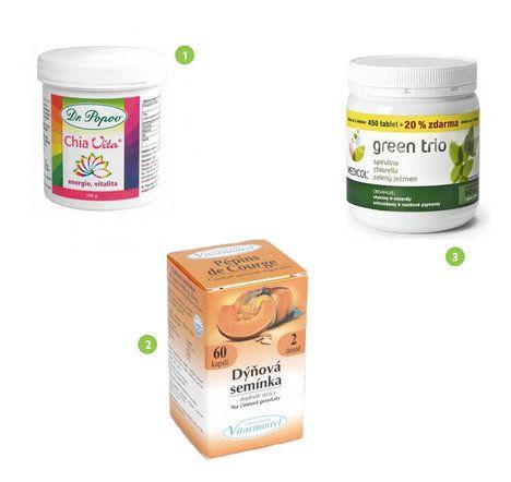 Všechna semínka jsou prospěšná zdraví, můžete je střídat; Archiv firem