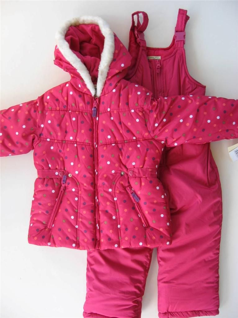 NWT Girls 5 6 6X Rothschild 4-Piece Snowsuit ski outfit  120 Retail Value  New. Description from ebay.com. I searched for this on bing.com images 7471c7d7a
