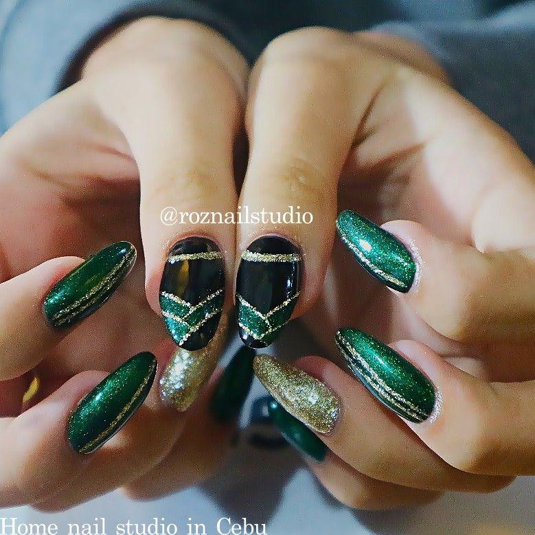 Pin By Roz Nail Studio Cebu On My Work Beauty Nails