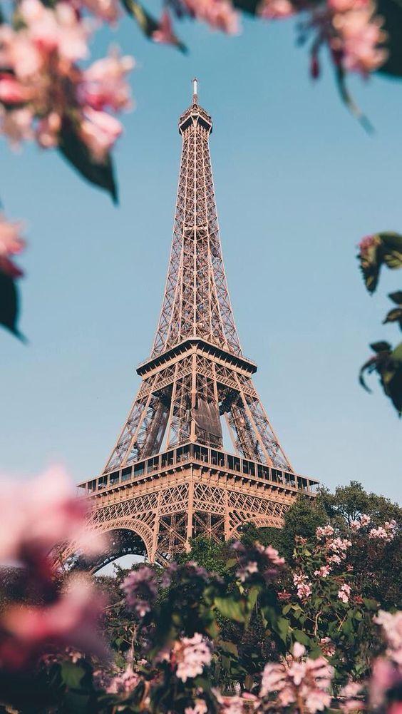 Wallpaper Paris Wisata Prancis Fotografi Alam Latar Belakang