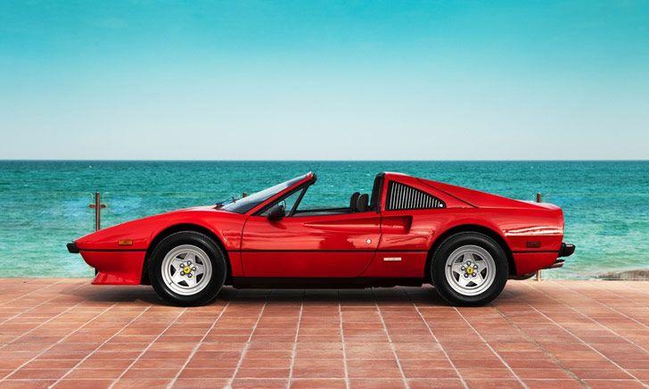 Ferrari 308 GTSi  Driver  Pinterest  Ferrari Cars and Sports cars
