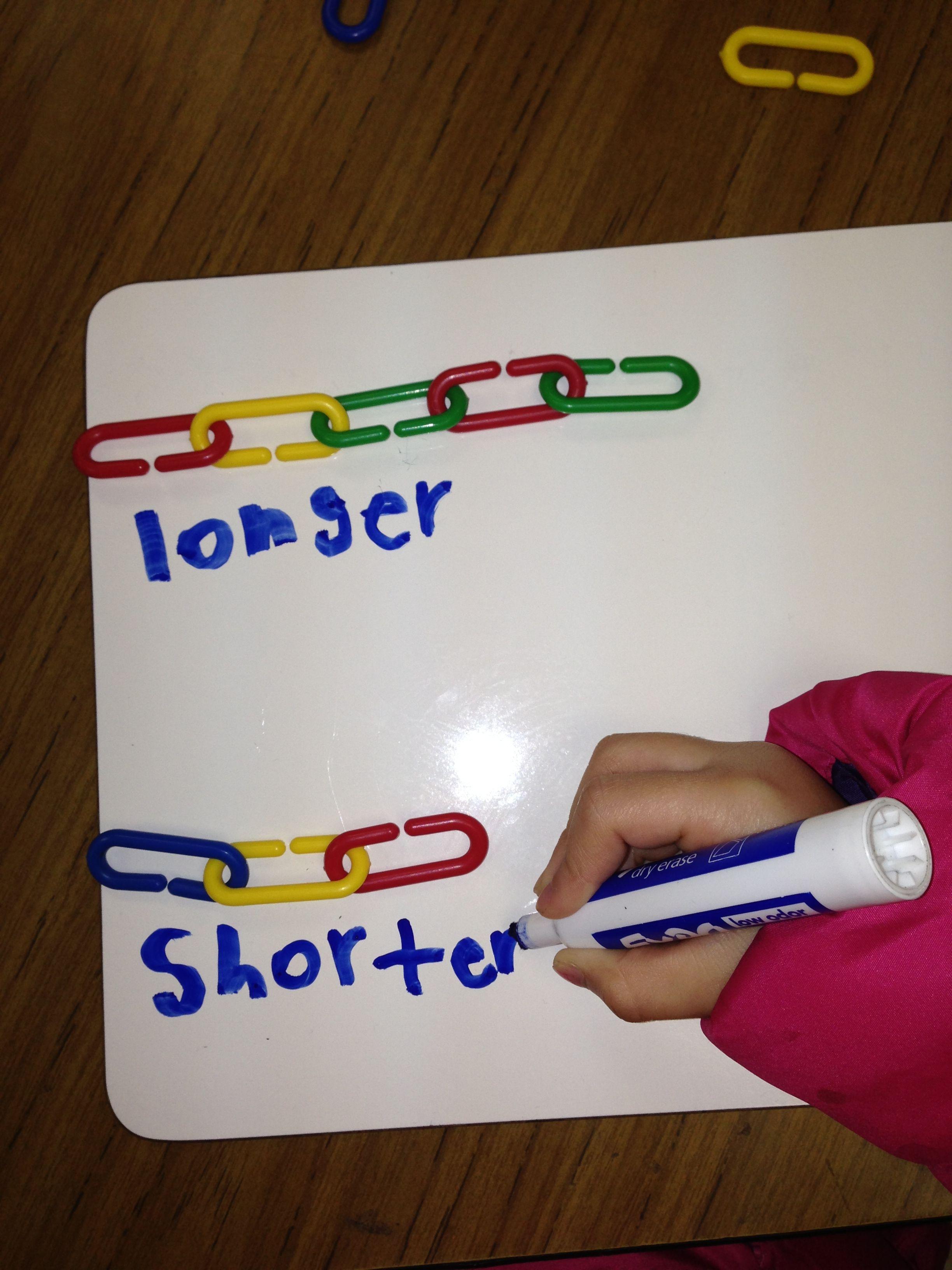 Comparing Length By Sandra I Ruiz