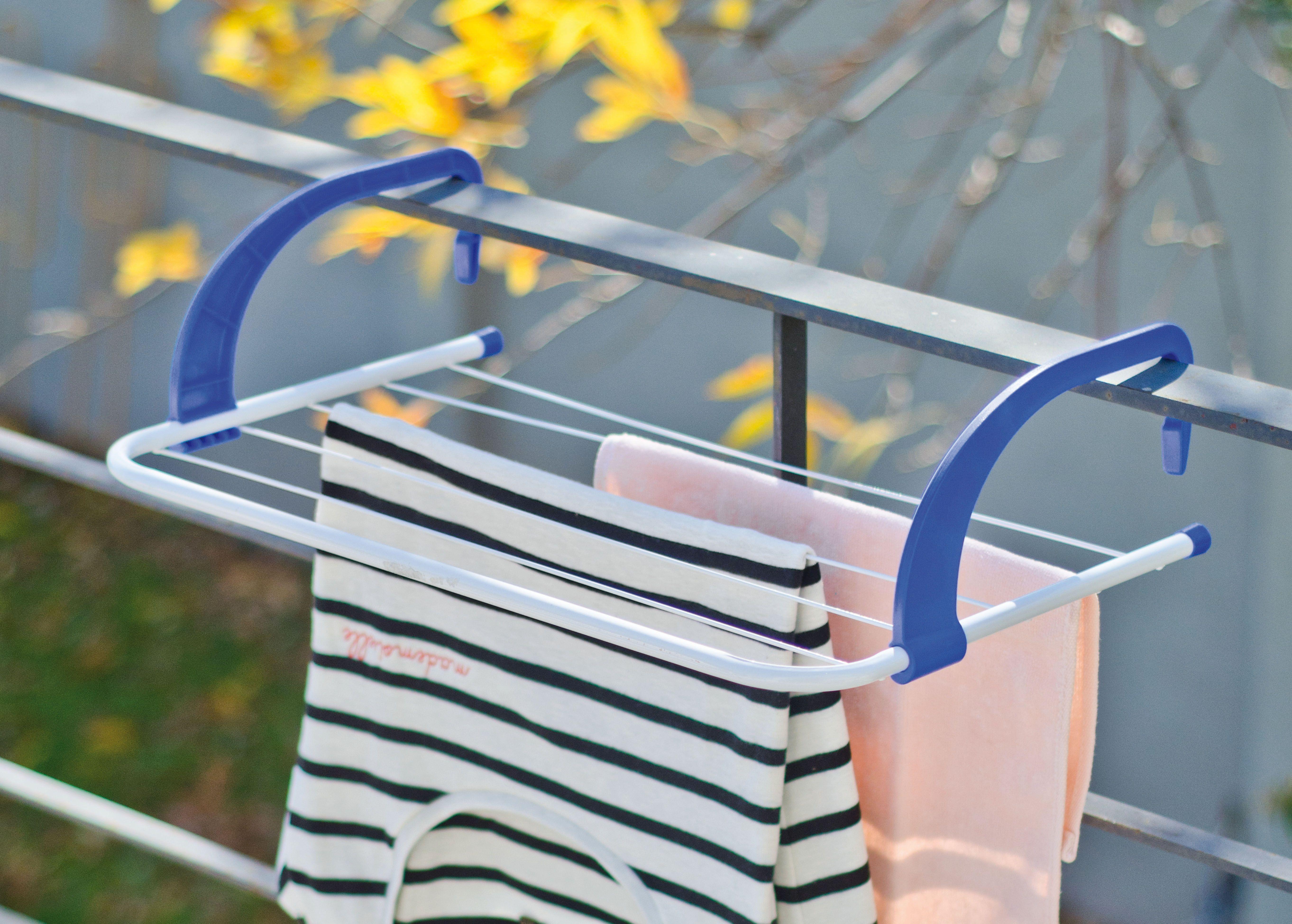 Tender De Balcon Tender Organizador Ropa Tendedero Secador Balcon Tendedero Balcones Muebles